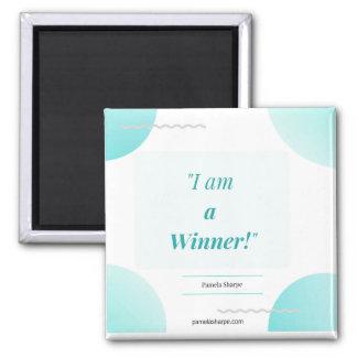 I am a Winner! Magnet