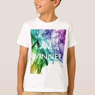 I AM A WINNER TEE SHIRT