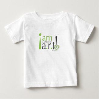 I am a wok of a.r.t! baby T-Shirt