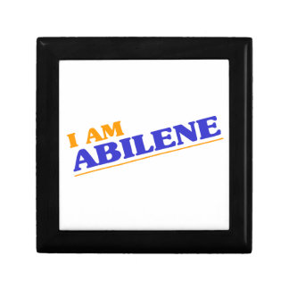I am Abilene Gift Box