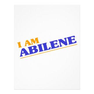 I am Abilene Letterhead