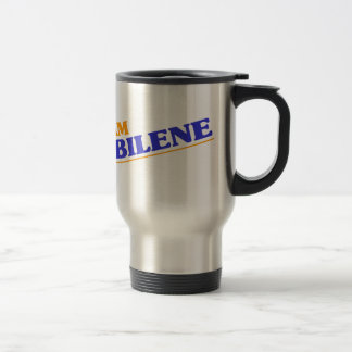 I am Abilene Travel Mug