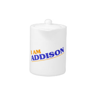 I am Addison