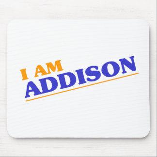 I am Addison Mouse Pad
