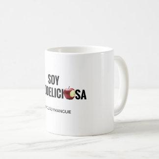 I am afro delicious coffee mug