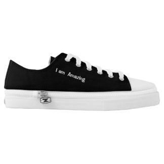 I am  amazing Low-Top sneakers