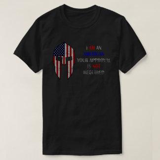 I Am An American T-Shirt
