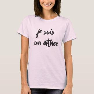 I am an atheist T-Shirt
