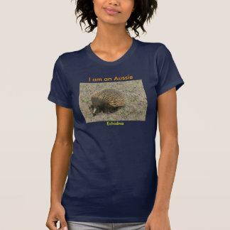 I am an Aussie, Echidna - Customized T-Shirt