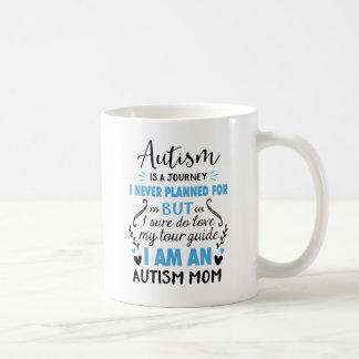 I Am An Autism Mom Coffee Mug
