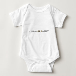 I am an FBI agent Baby Bodysuit