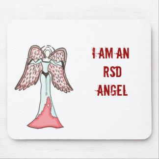 I Am An RSD Angel Mousepad
