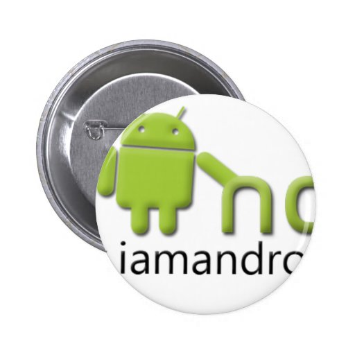 I am Android Gear Pins