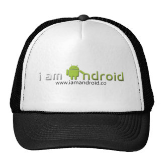 I am Android Gear Mesh Hats