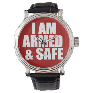 I Am Armed & Safe Watch