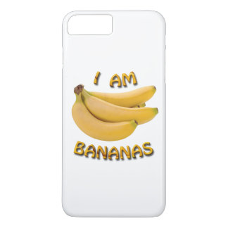 I Am Bananas iPhone 7 Plus Case