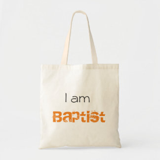I am Baptist tote