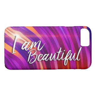 I am Beautiful iPhone 8/7 Case