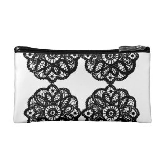I am beautiful lace make up bag cosmetics bags