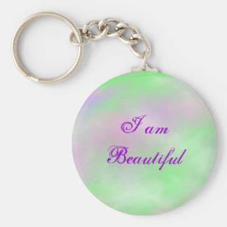 I am Beautiful (Soft Beauty) Keychain