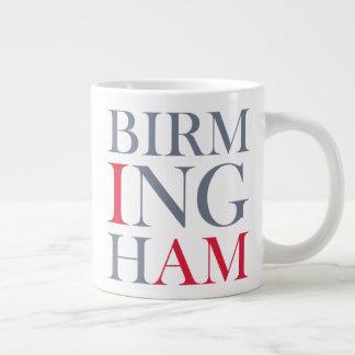 I Am Birmingham Jumbo Mug