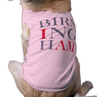 I am Birmingham Pet Tank top
