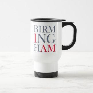 I am Birmingham Travel Mug