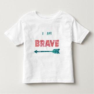 I Am Brave! Toddler Boy T-Shirt