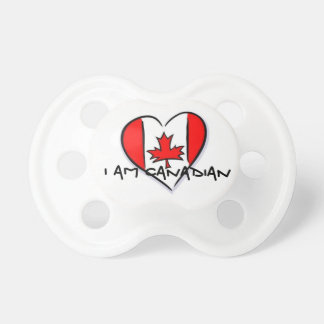 I am Canadian Pacifier