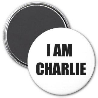 I AM CHARLIE MAGNET