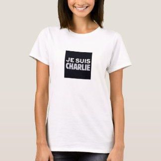 I am Charlie T-shirt
