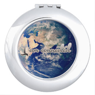 I am connected earth mirror
