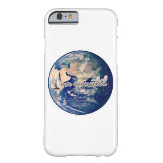 I am connected earth phone cover