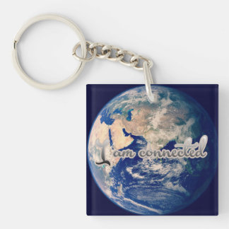 I am connected Keyring
