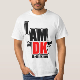 """I AM DK"" Drift King T-Shirt"