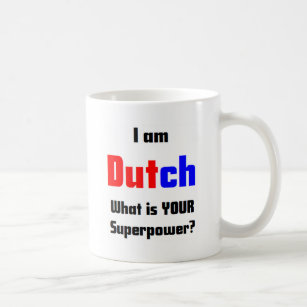 I.am Dutch Coffee Mug