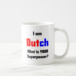 I.am Dutch Coffee Mug