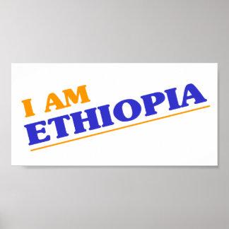 I am Ethiopia Poster