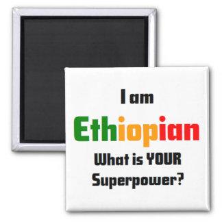 i am ethiopian magnet