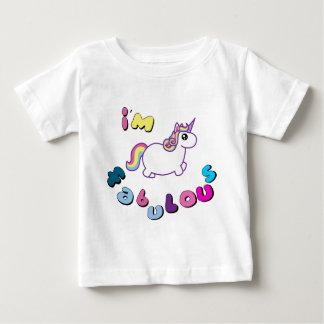 i am fabulous unicorn baby T-Shirt