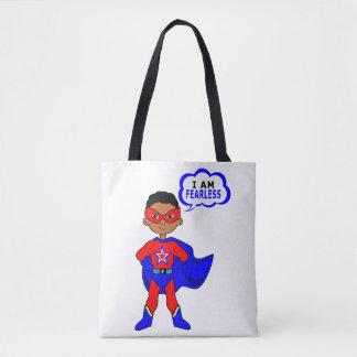 I Am Fearless Tote Bag