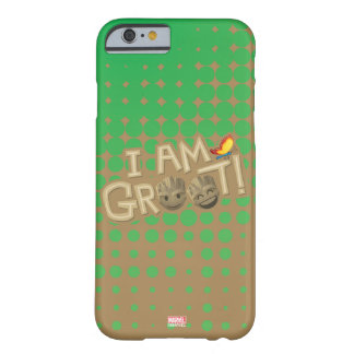 """I Am Groot"" Emoji Barely There iPhone 6 Case"