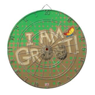 """I Am Groot"" Emoji Dartboard"