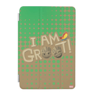 """I Am Groot"" Emoji iPad Mini Cover"