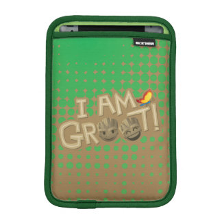 """I Am Groot"" Emoji iPad Mini Sleeve"