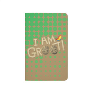 """I Am Groot"" Emoji Journal"
