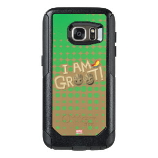 """I Am Groot"" Emoji OtterBox Samsung Galaxy S7 Case"