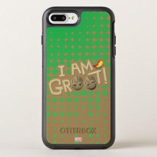"""I Am Groot"" Emoji OtterBox Symmetry iPhone 8 Plus/7 Plus Case"