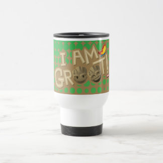 """I Am Groot"" Emoji Travel Mug"