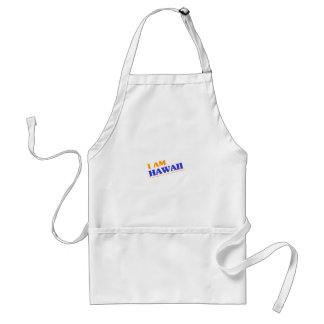 I am Hawaii shirts Standard Apron